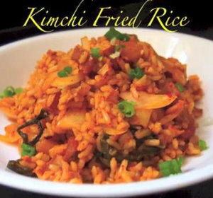 Kimchi fried rice for jamie oliver uncle bens food tube star kimchi fried rice for jamie oliver uncle bens food tube star recipe video by thesquishymonster ifood ccuart Choice Image