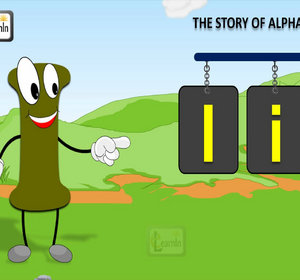 The I Song Letter I Song Story of Letter I ABC Songs Video by