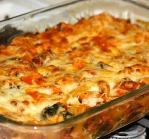 Italian Seafood Casserole Recipe By Heart Foods Ifood Tv