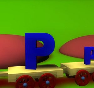Letter P Song for Children English Alphabet Songs for Children