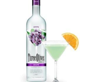 GTL Tini Recipe by Three.Olives.Vodka