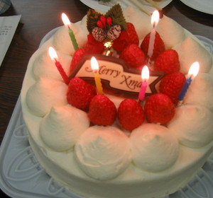 Japanese Christmas Cake.Japanese Christmas Cake By Ifoodiee Ifood Tv