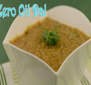 Masala Masoor Dal- Zero Oil- by Tarla Dalal