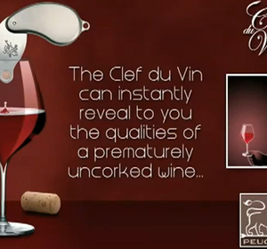 Peugeot Clef Du Vin Video by EVERYTHINGbutWINE | ifood.tv