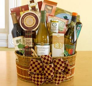 top 5 christmas wine gift baskets ideas by yummyyum ifoodtv