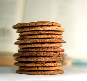 Soft Spice Molasses Cookies Recipe By Americancooking