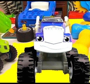 toy truck thief monster trucks race track toy truck videos for children toy story for kids video by ploopchannel fawesometv