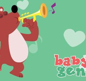 Vinko The Dancing Bear Nursery Rhyme Cartoons For Kids Video By Babygenius Fawesome Tv
