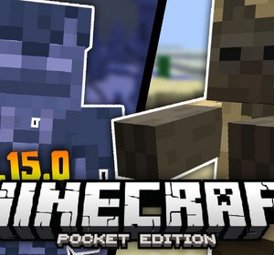 Husk and Stray Gameplay-Brand New Mobs in MCPE 0 15 0 Update - Minecraft  PE- Pocket Edition