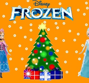 Frozen Elsa And Anna Dolls Opening Surprise Christmas Gifts Video by ...