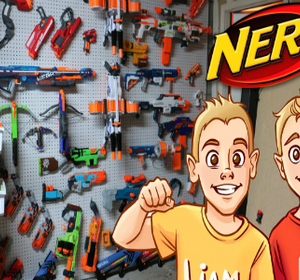 ALL 2015 ULTIMATE NERF GUN ARSENAL Video by TwinToysandCandy | fawesome.tv