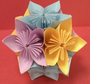 How to make a flower origami ball best flower 2017 11 best origami images on crafts creative and mightylinksfo Choice Image