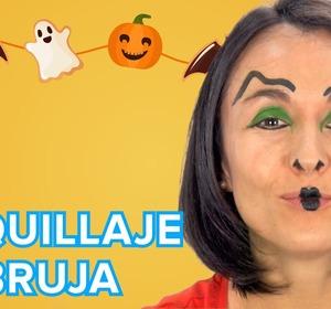 maquillaje de bruja para halloween video by guiainfantil fawesometv - Maquillaje Bruja
