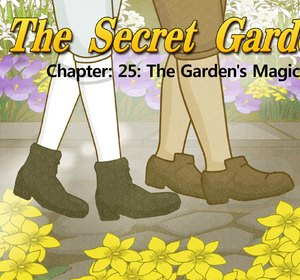 The secret garden 25 the garden 39 s magic level 6 video by littlefox The secret garden kitchen nightmares