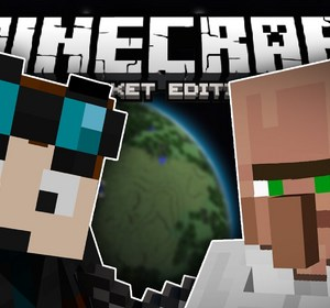 DanTDM's MOD LAB- TheDiamondMinecart MCPE Map Showcase - Minecraft on