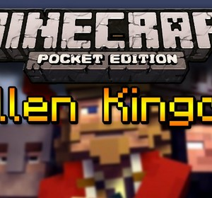 Fallen Kingdom Map Captain Sparklez - Minecraft Pocket Edition Video on
