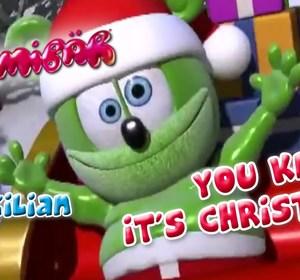 YUMMY GUMMY Search For SANTA Full Gummibar Christmas Movie Video ...
