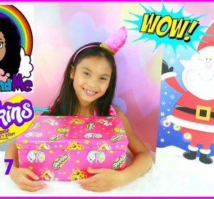 Shopkins Season 7 Surprise Toys Opening Presents From Toys