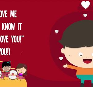 valentine song for kids if you love me and you know it valentines day for children
