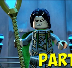 Captivating LEGO Marvelu0027s Avengers   Part 2   A Loki Entrance  HD Video By  111Legoreviews111 | Fawesome.tv