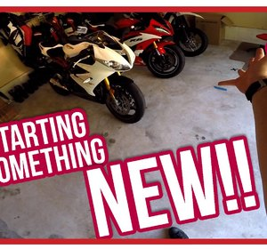 Lets Build THE Ultimate Motorcycle Garage