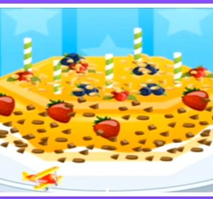 Its Your Birthday Yummy Bake This Cake Maker Kids App Cooking Game Ipad Iphone Android Video By Ploopchannel