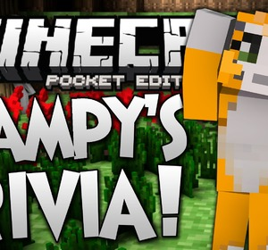 Stampy Cat Trivia - Stampylonghead Trivia Map - Minecraft