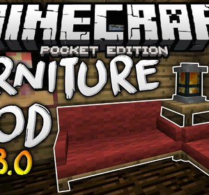 More Furniture In Mcpe The Furniture Mod For 0 13 0 Minecraft Pe