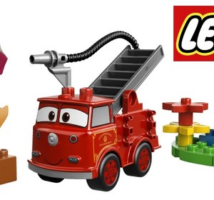 Lego Duplo Cars Red From The Disney Pixar Cars Films Video By