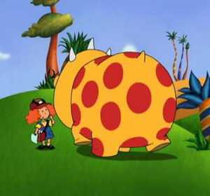 Maggie And The Ferocious Beast Ride Em Cowboy Right Next Door