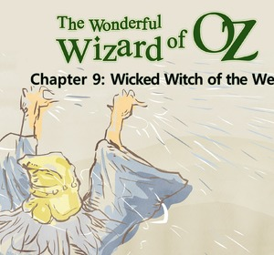 the wonderful wizard of oz 9 wicked witch of the west