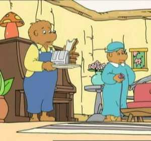 berenstain bears homework hassle episode