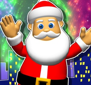 if you believe in santa claus christmas carols for children kids holiday song video by busybeavers fawesometv - Believe Christmas Song