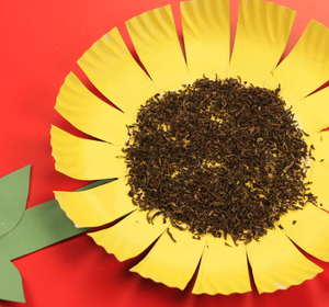 & Paper Plate Sunflower Video by Happy Crafts | fawesome.tv