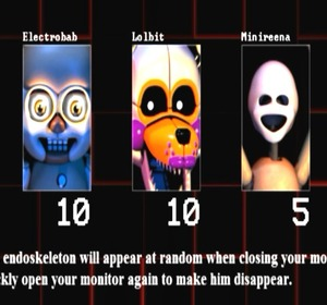 Animatronics are coming fnaf sister location custom night video fnaf sister location custom night video by iulitm fawesome sciox Choice Image