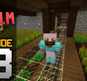 Realms Multiplayer Survival Ep  13 - I'M GOING OVERBOARD- Minecraft PE-  Pocket Edition