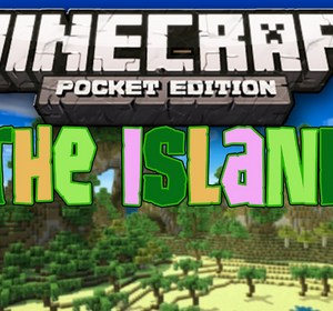 The Island - Tropical Paradise Map - Minecraft Pocket Edition Video ...