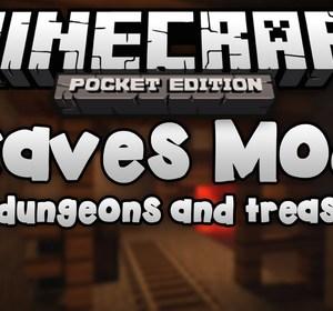 minecraft caves mod