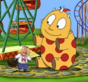 Maggie And The Ferocious Beast Dont Dump That Junk Soup Bowls