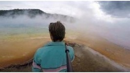 High On Life Yellowstone Vid Makers Blame Illegal Trespass on