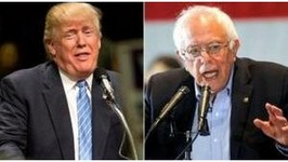 Donald Trump Backs Out of Bernie Debate