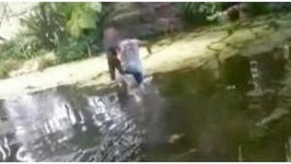 Homeless Man Tortured and Drowned in San Francisco Park on Video