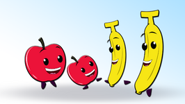 Apples and Bananas  Popular Children's Song