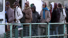 French Police Accused of Abuse on Calais Migrants