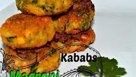 Healthy Macarooni Veg Kabob Without Potato