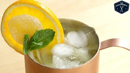 Orange Mule Cocktail Recipe