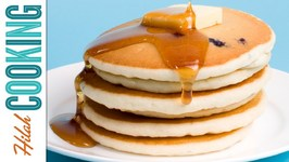 How To Make PANCAKES  Buttermilk Pancake Recipe