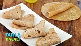Padvali Roti, Gujarati Thin Rotli