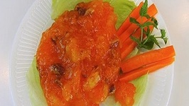 Betty's Orange Carrot Sunshine Salad