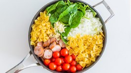 One Pot Pasta - 20 minute meal